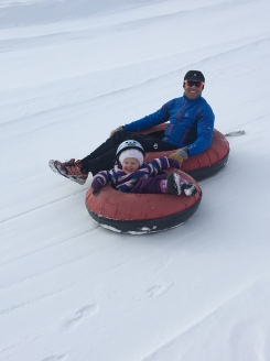 Tubing is awesome